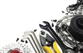 Fahrradwerkzeug Ersatzteile